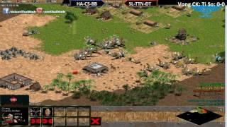 3vs3 Shang Hồng Anh, Chim Sẻ, Bibi vs ShenLong Tiểu Thủy Ngư, Đỗ Thánh Trận 5