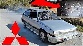 Mitsubishi ROKA VARNICE dok smo ga testirali