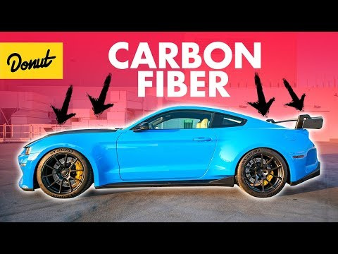 This 800hp CARBON FIBER Mustang will make you forget about the Ford Mustang Mach-E