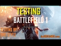 Monday, BATTLEFIELD CTE, Community Testing, LIVE, HD, the BRO GAMER, 108...