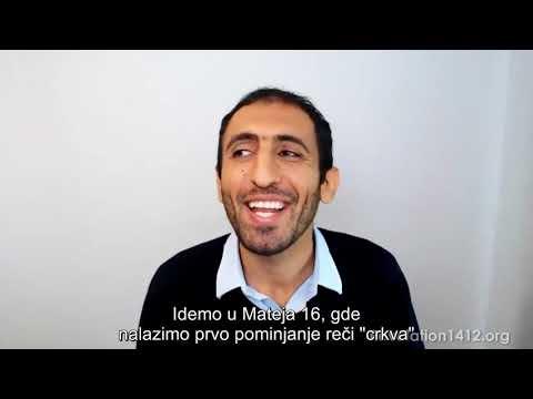 Nader Mansur: Prava crkva