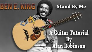 Stand by Me - Ben E King - Acoustic Guitar Tutorial (2021 version Ft. my son Jason on lead etc.)