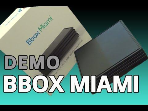 majax31 bbox miami en mode d mo. Black Bedroom Furniture Sets. Home Design Ideas