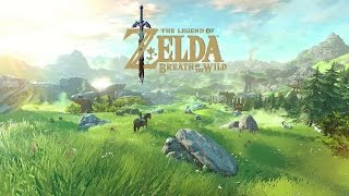 The Legend of Zelda: Breath of the Wild, primera hora y media de juego