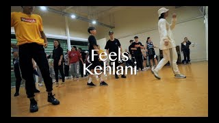 Feels By Kehlani | Elvin Wong Choreography