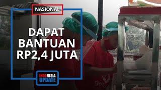 Pelaku UMKM Dapat Bantuan Rp2,4 Juta dari Pemerintah Mulai Pertengahan Agustus, Ini Syaratnya