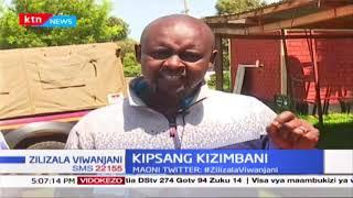 Mwanariadha Kipsang yuko kizimbani