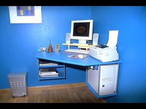 Mesa rinconera para ordenador
