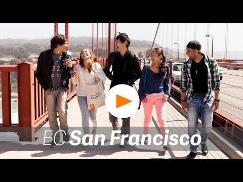 Learn English in San Francisco with EC English Language Centres