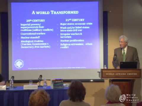 Richard Solomon on American Diplomacy: Assessing Negotiating Behavior In Brief