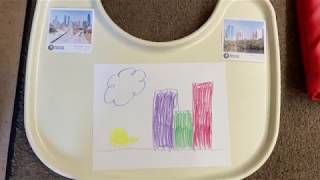 Infant Art With Ms Karen - Cities Are Colorful