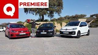 Volkswagen GTI: meglio up!, Polo o Golf?   Quattroruote