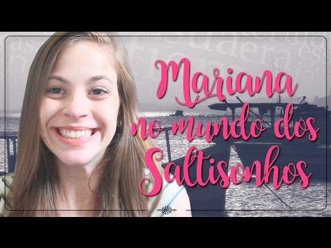 Mariana no Mundo dos Saltisonhos - Umas palavras do autismo