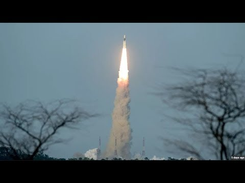 ISRO Chandrayaan 2 Launch