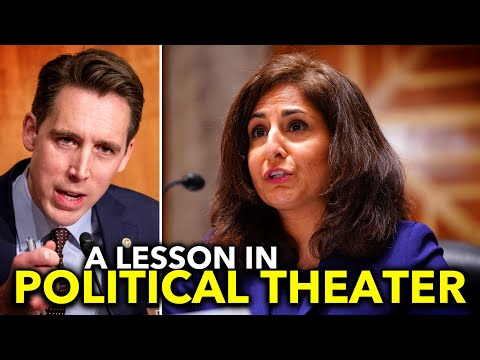 Neera Tanden is a Gift to Pseudo-Populist Republicans Like Josh Hawley
