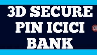 How to create 3d secure pin || What is 3D secure || visa and mastercard verify || payment gateway  |