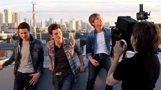 Before You Exit - Soldier Music Video - Behind The Scenes