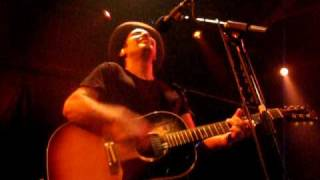 nowhere to go - joshua radin live in brighton