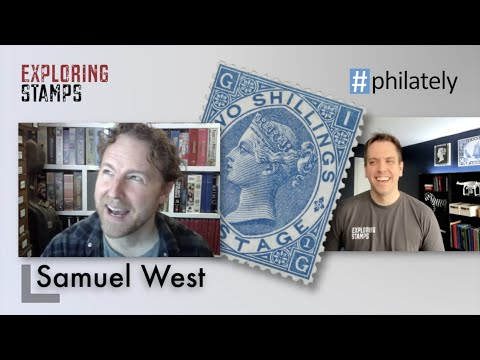 #Philately: A Chat with Samuel West