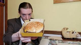 How Fresh Is McDonald's New Quarter Pounder? - Video Youtube