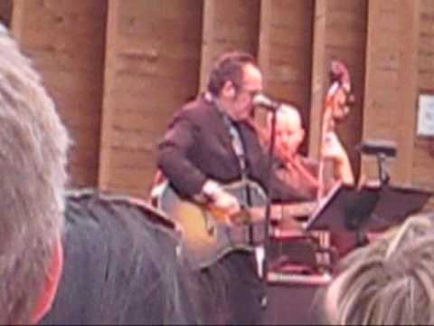 Elvis Costello - Little Angel - Cary NC, June 14 2009