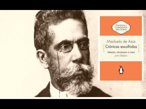 Degustação Literária/Dicas do Zé - Machado de Assis Crônicas Escolhidas