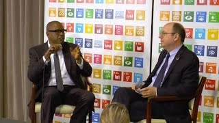 Mobilizing citizens of the world to achieve the 2030 Agenda
