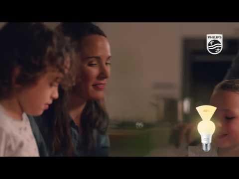 Philips SceneSwitch LEDcandle | 2W - 4W - 5.5W | 822-825-827 | E14 Helder