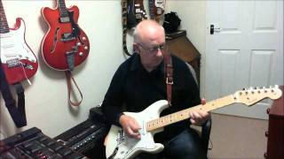 I just called to say I love you - Stevie Wonder Instrumental cover by Old Guitar Monkey