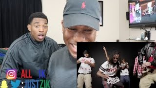 KING LIL JAY x BARS OF CLOUT 2 {OFFICIAL VIDEO}- REACTION