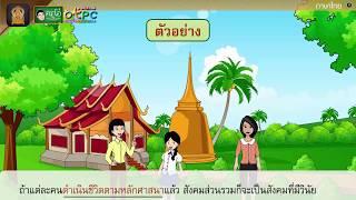 สื่อการเรียนการสอน เครื่องหมายวรรคตอน ป.4 ภาษาไทย