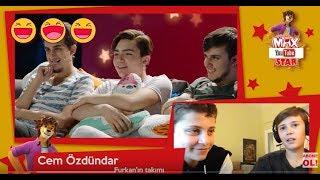 Cem Özdündar, Furkan'ın Takımı – Max YouTube Star İkinci Videosu