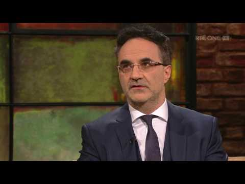 The impact of failure on the Supervet | The Late Late Show | RTÉ One