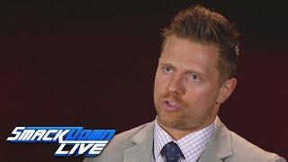 """Relive The Miz's """"Talking Smack"""" tirade on Daniel Bryan: SmackDown LIVE, Aug. 14, 2018"""