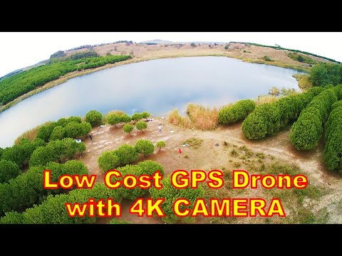 4K Camera Performance - Smart Beginner Drone Eachine E520S with GPS System