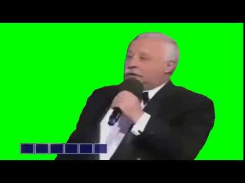 Леонид Якубович - Да ладно! (Хромакей)