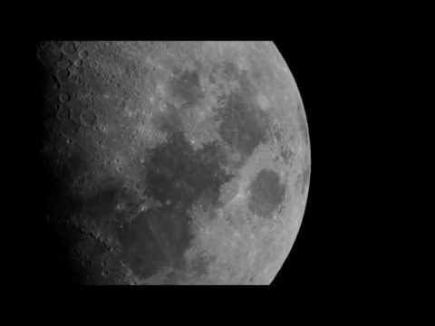 Celestron CPC 9.25 first use and moon