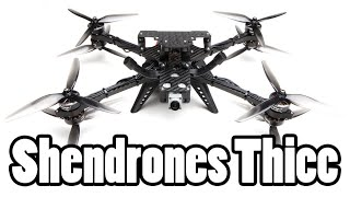 Introducing the Shendrones Thicc - the X8 OCTOCOPTER Cine-beast