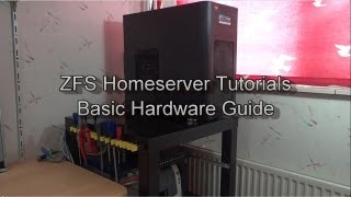 ZFS tutorial: How to use older hardware to set up a NAS
