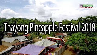 Thayong Pineapple Festival 2018
