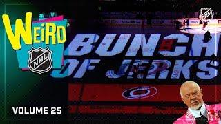 Weird NHL Vol. 25: It's a Celebration!