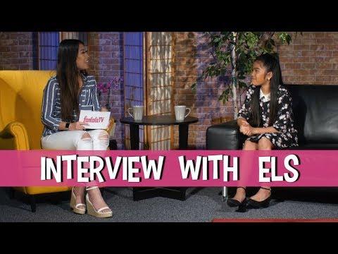 Indonesian Singer, Dancer and Gold Medal Gymnast: Els Elisakh Hagia | FanlalaTV