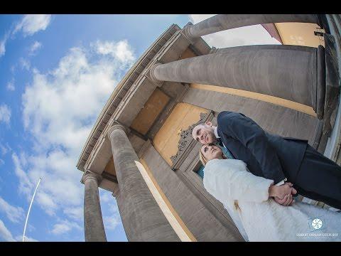 Germany / Nürnberg'de Bir Düğün Hikayesi Sevtap & Murat Wedding Stories