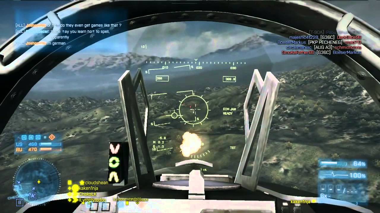 Going 82-0 In Battlefield 3 Is No Joke (Even If You Are In A Jet The Whole Time)