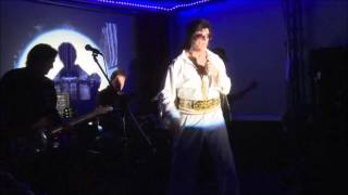 Lyve Wyre Music with Brett Butler as The King - Fire