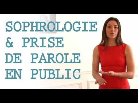 comment prendre parole en public