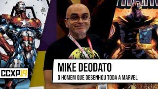 Entrevista Mike Deodato - CCXP 2019
