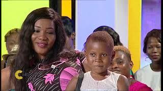 C'MEDIA CINE | Mariam Djafoule Sur Le Plateau De C'midi