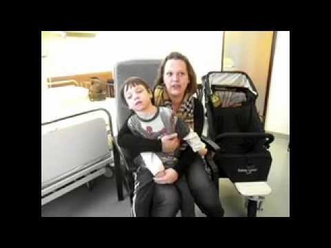 A 6 Year Old Boy With Severe Cerebral Palsy After Stem Cell Therapy