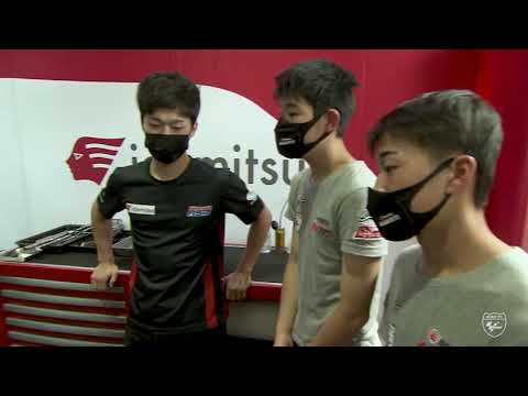 Asia Talent Cup 第2戦カタールレース1ハイライト動画